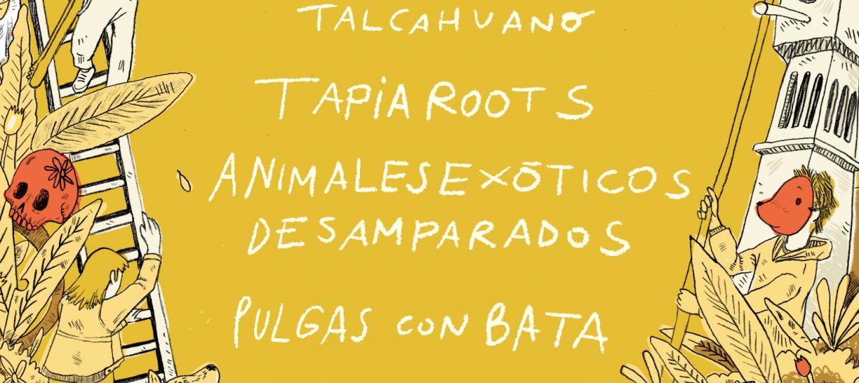 Showcase Talcahuano 04/10