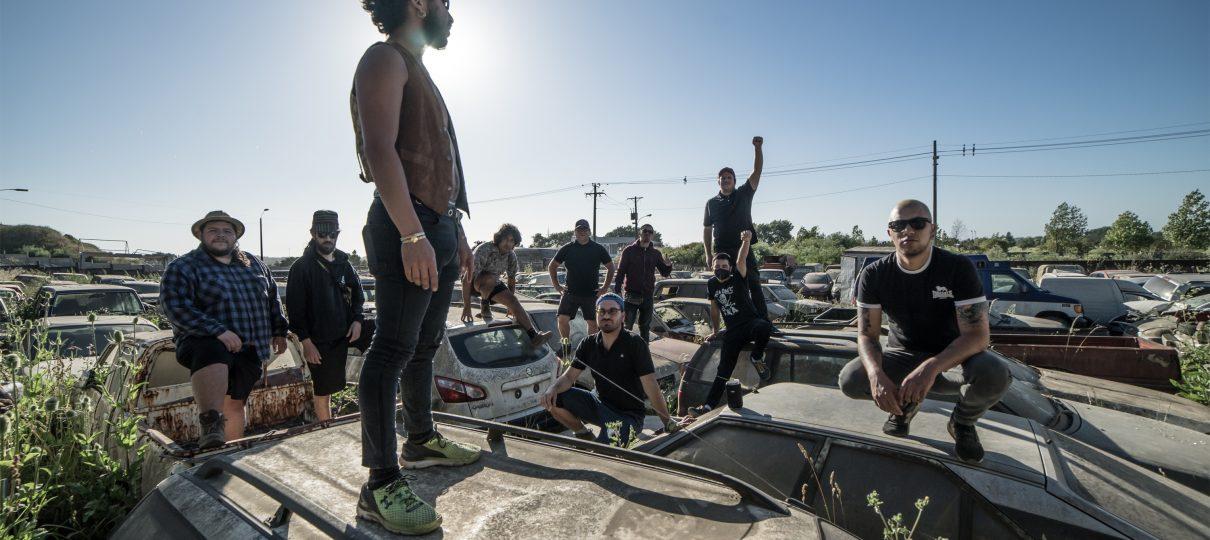 Tapia Roots anuncia su primer LP en Vinilo